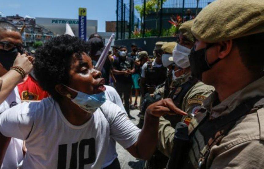 [Bahia: 97% das pessoas mortas pela polícia são negras, aponta relatório]