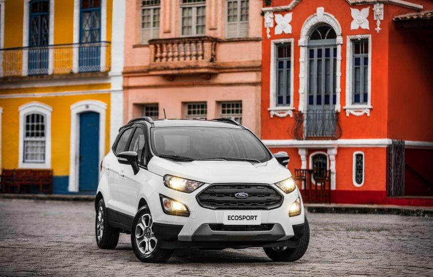 [Ford lança proposta de oferta com financiamento em 60 meses com 20% de entrada]