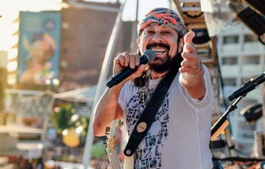 [Bell Marques anuncia live do Camaleão no domingo de Carnaval]