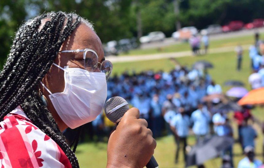 [Deputada Olívia Santana propõe desapropriação de terreno da Ford para fins públicos]