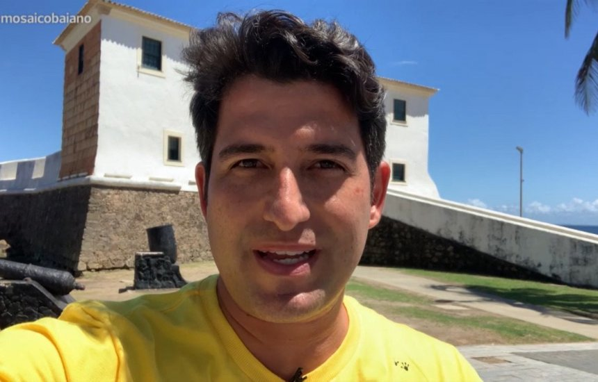 [Alessandro Timbó se despede do Mosaico e da Rede Bahia]
