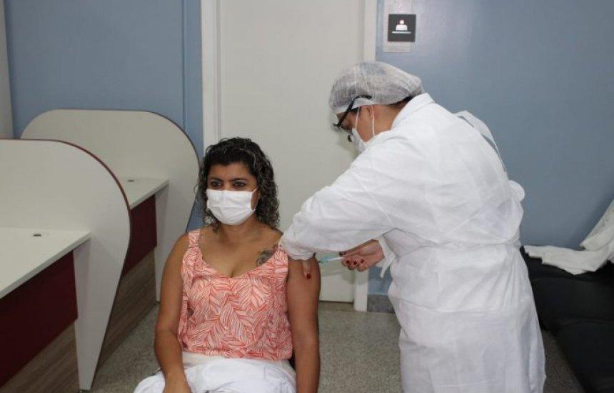 [Mais de 84 mil baianos já foram vacinados contra a Covid-19]