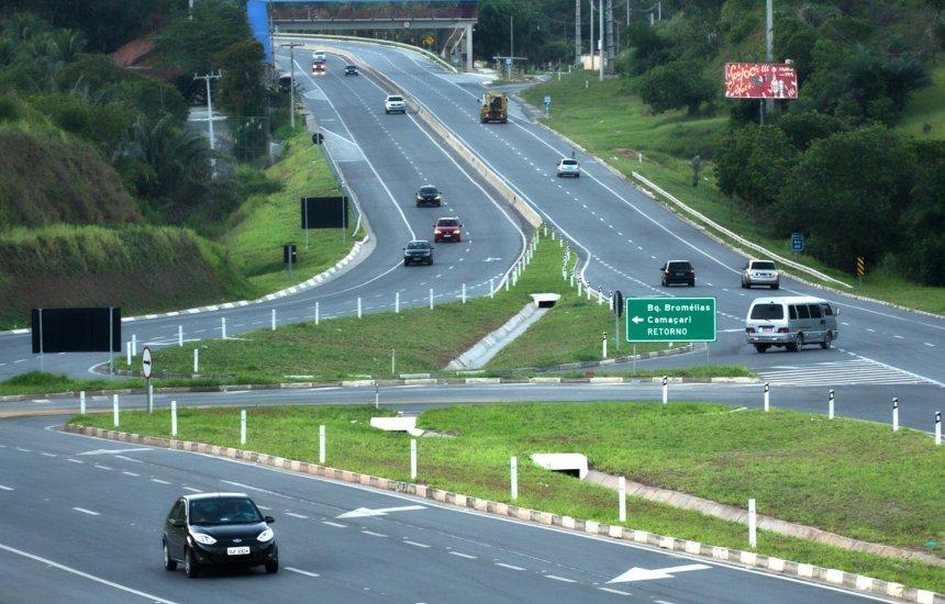 [Bahia Norte realiza manutenção e melhorias no sistema de rodovias BA-093]