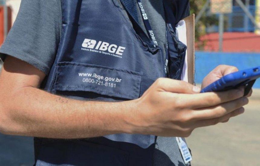 [IBGE abre concursos para mais de 200 mil vagas para o Censo 2021]