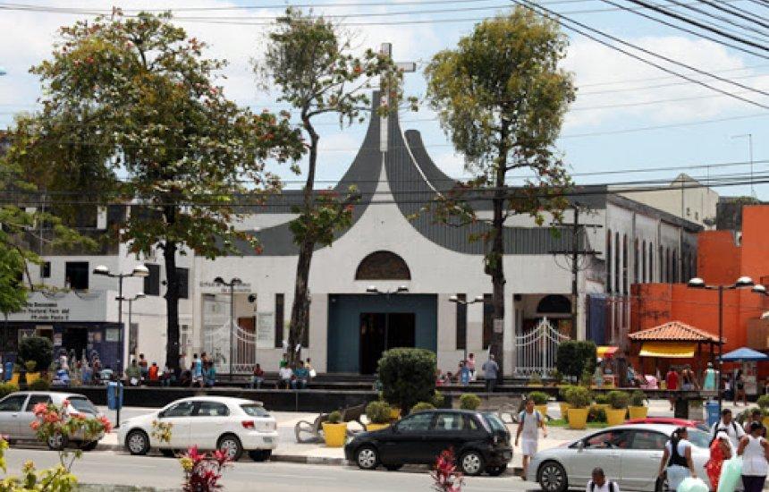 [Diocese de Camaçari suspende atividades devido o avanço de contágio da Covid-19]