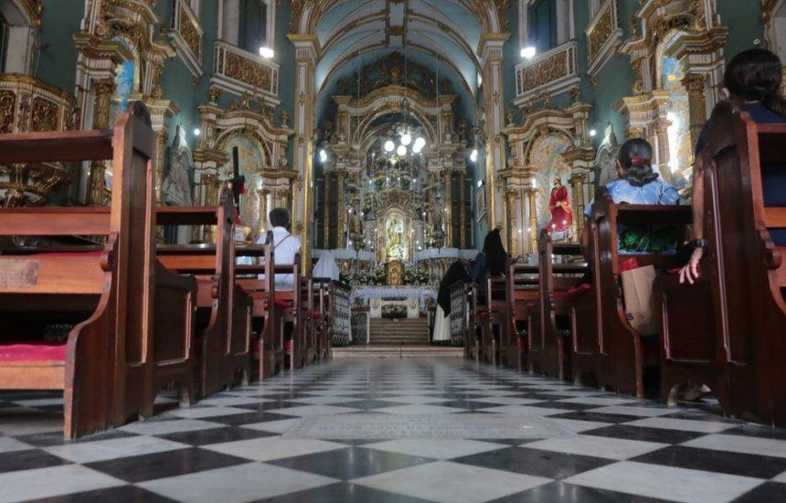[Covid-19: Cerimônias religiosas em comemoração aos 470 anos da Diocese de Salvador são suspensas]