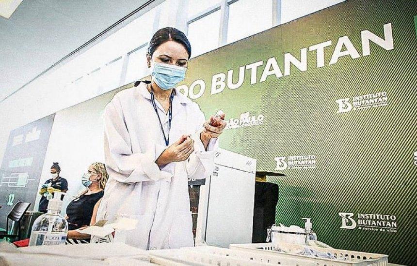 [Boticário doa R$ 2,5 milhões para ampliação da fábrica de vacinas do Butantan]