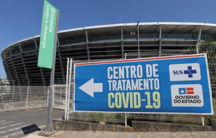 Obras Sociais Irmã Dulce vão assumir gestão do hospital de campanha na Arena Fonte Nova