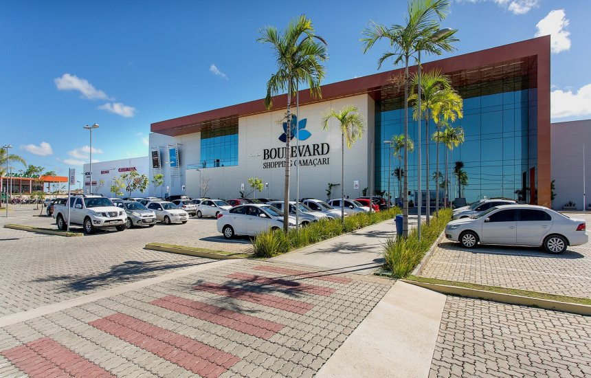 Seguindo o decreto, Boulevard Shopping Camaçari não vai funcionar neste final de semana