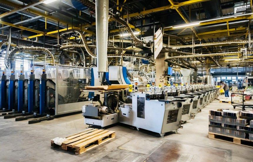 [Produção industrial cresce 0,4% em janeiro, em linha com as expectativas]
