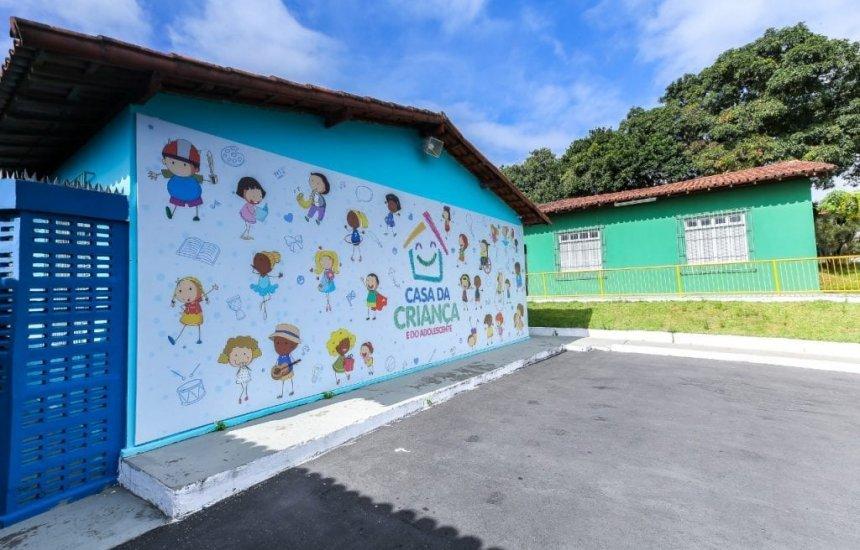 [Processo de matrícula para novos alunos da Casa da Criança vai ter início no dia 15]