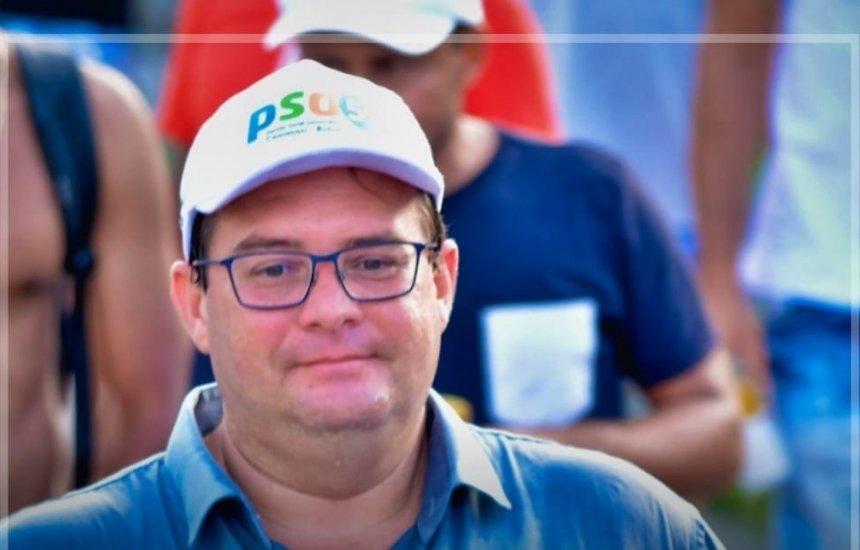 [Presidente do PSD de Camaçari, Roquenei Cabeceira morre vítima da Covid-19]