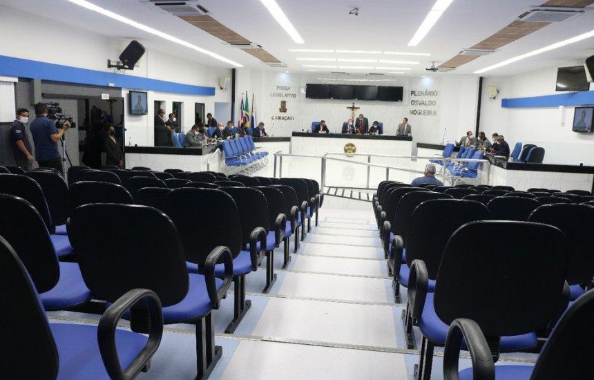 [Câmara Municipal de Camaçari permanecerá fechada até próxima sexta (12)]