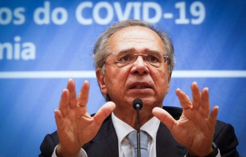 Auxílio Emergencial ficará entre R$ 175 e R$ 375, diz ministro da Economia