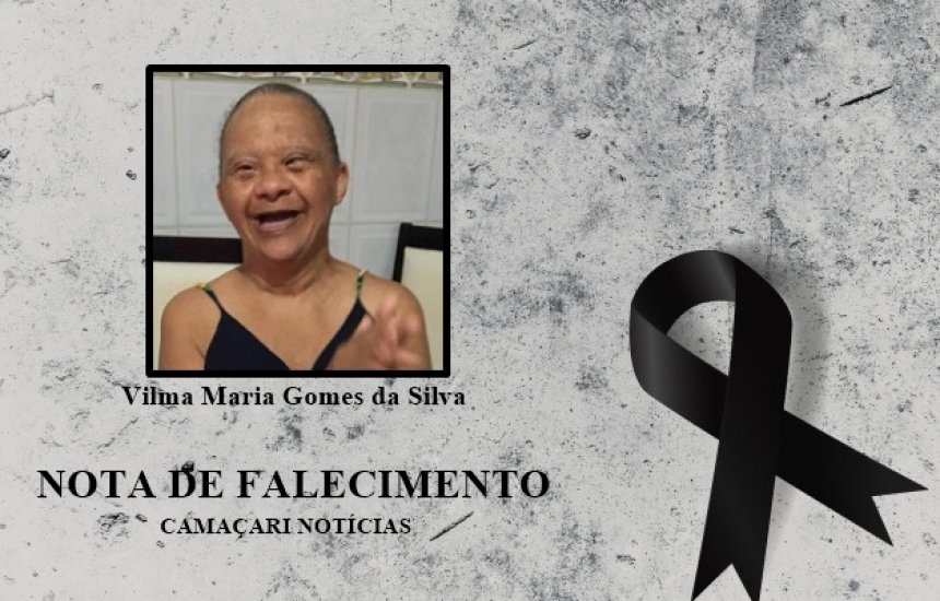 [Familiares se despedem de Vilma Maria Gomes da Silva, vítima da Covid-19]