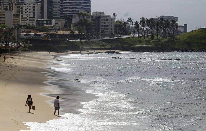 [Reabertura das praias de Salvador será decidida na próxima semana]