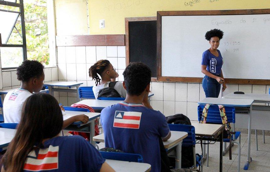 [Programa de monitoria estudantil na rede estadual tem inscrições prorrogadas até dia 9]