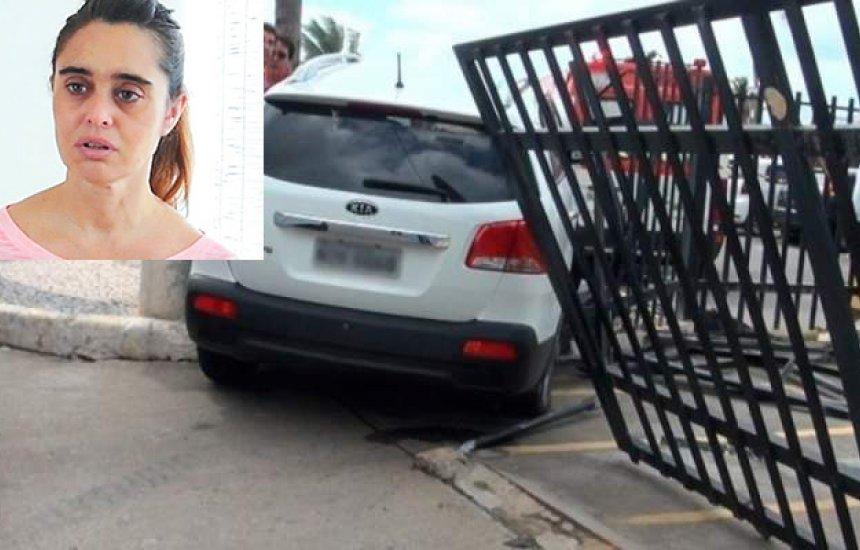 [Kátia Vargas pede devolução de veículo envolvido em acidente que matou irmãos em Ondina]