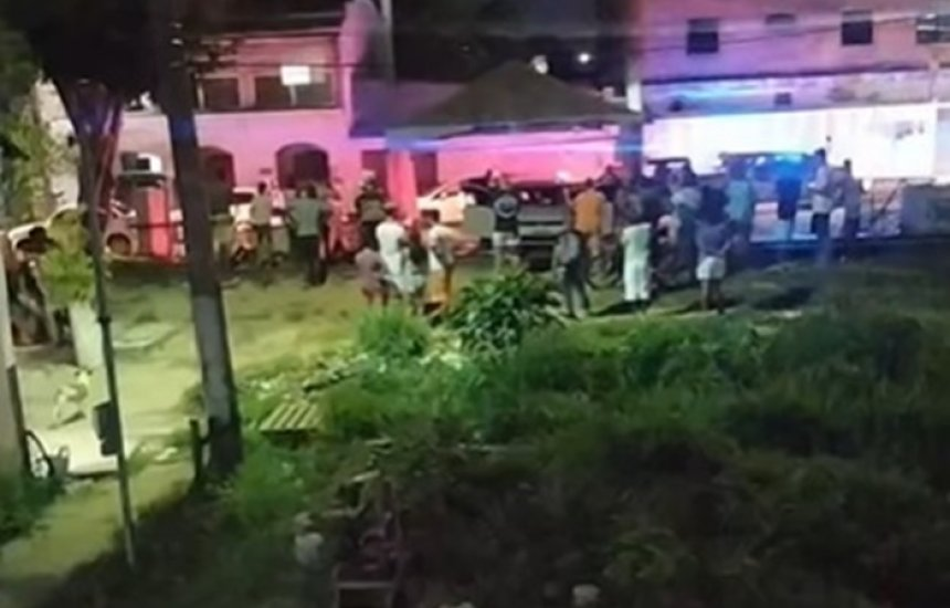 [Motorista por aplicativo é morto a tiros em Camaçari]
