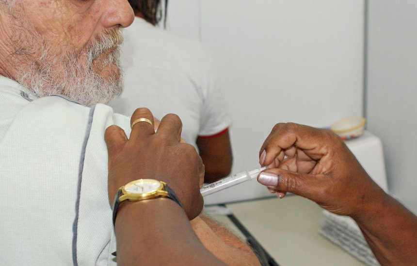 [Campanha de vacinação contra gripe será iniciada em 12 de abril na Bahia]