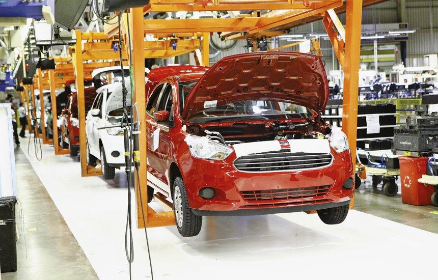 [Fechamento da Ford em Camaçari impulsa queda na indústria da Bahia]