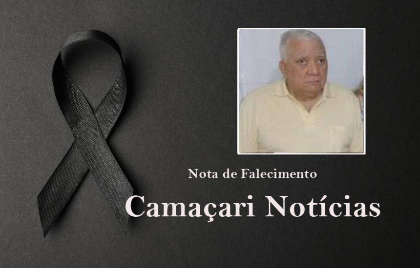 Nota de Pesar: familiares dão o último adeus para Antônio Carlos