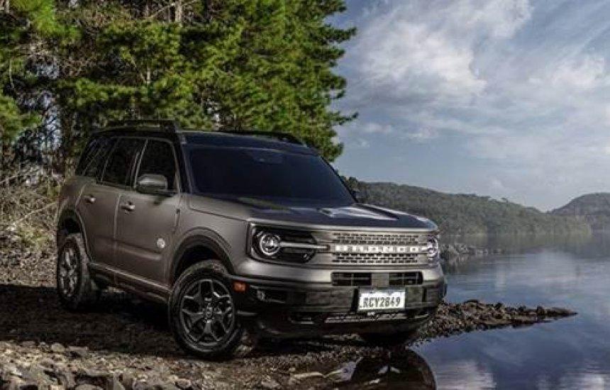 [Ford Bronco Sport será lançado dia 20 de maio no Brasil]