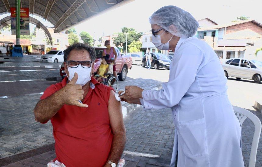 [Lauro de Freitas: Vacinação de 1º dose será retomada para grupos com comorbidades nesta 2ª]