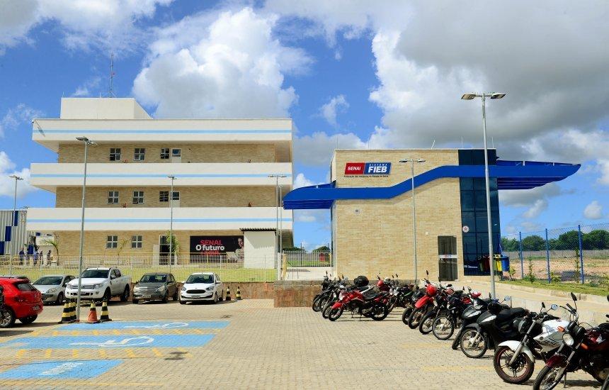 [SENAI abre inscrições com mais de 500 bolsas para cursos técnicos na Bahia]