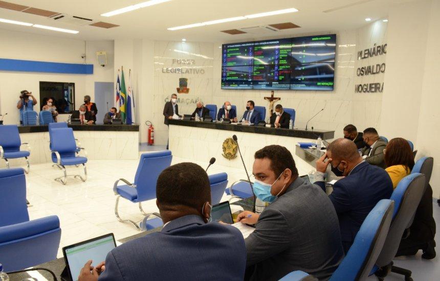 [Pedidos de melhorias na infraestrutura e reconhecimentos públicos foram pautas da 14ª sessão da Câmara]