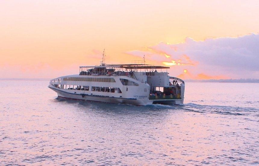 [Sistema ferry-boat vai ser suspenso nos dias 15 e 16 de maio; veja esquema para os próximos dias]