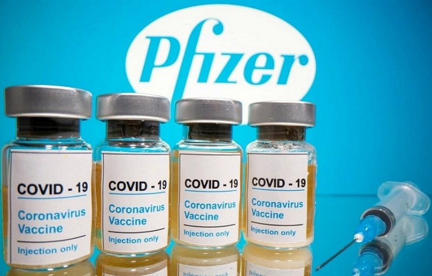 [Pfizer entrega novo lote de vacinas ao Brasil hoje]