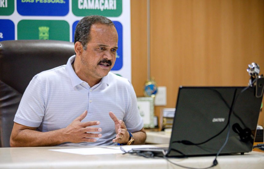 [Elinaldo busca financiamento para construção de primeiro hospital municipal de Camaçari]
