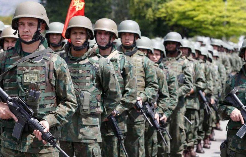 [MPF-BA pede reabertura de inscrições de concurso do Exército para casados e com filhos]