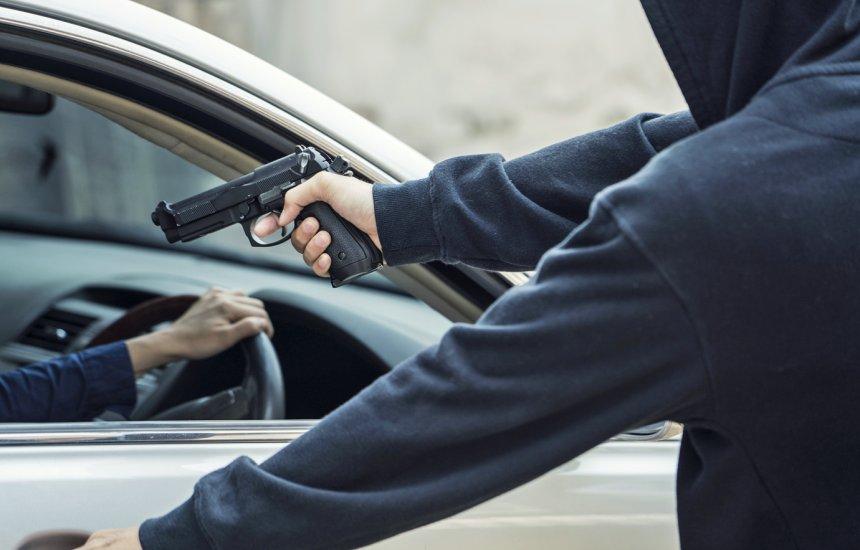 [Polícia registra roubo de carro em Camaçari]