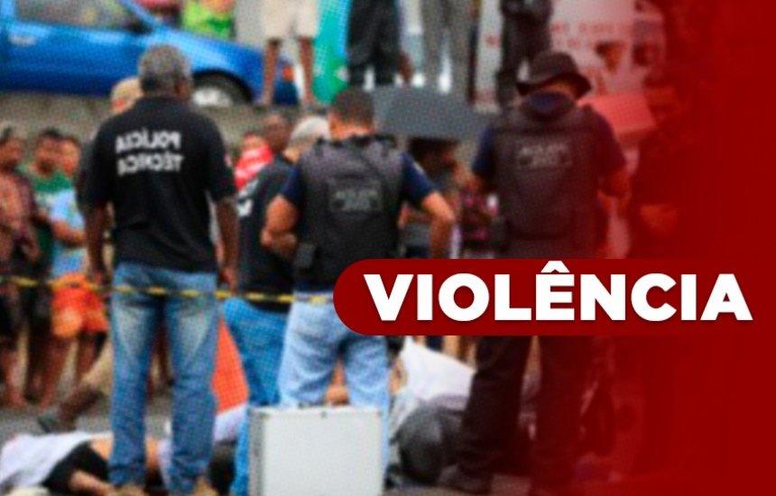 [Polícia registra três homicídios na Região Metropolitana de Salvador]