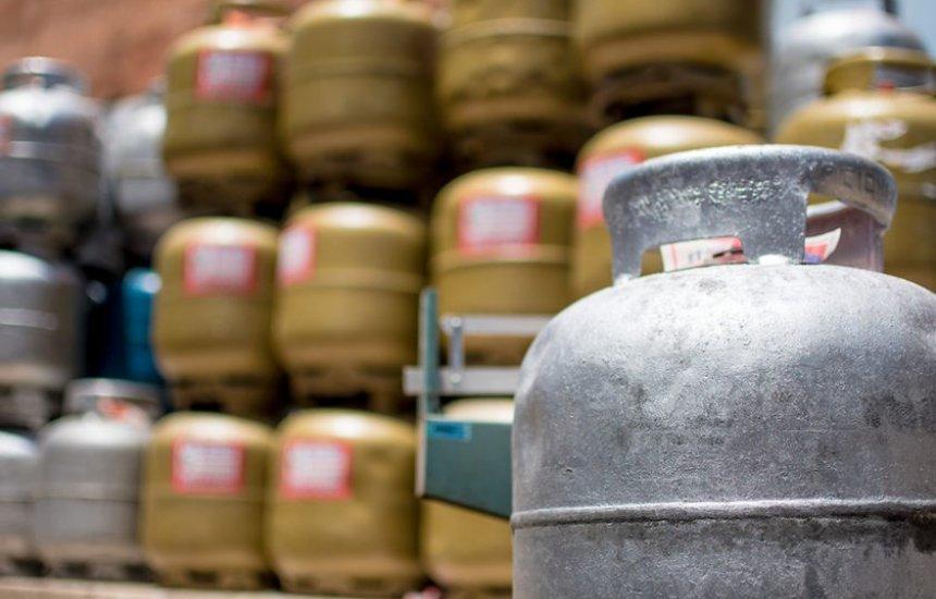 [Preço do gás de cozinha tem nova alta nas distribuidoras a partir desta segunda]