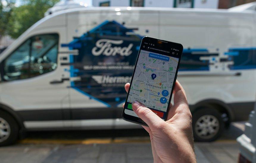[Ford inicia teste de entregas urbanas com vans autônomas na Europa]