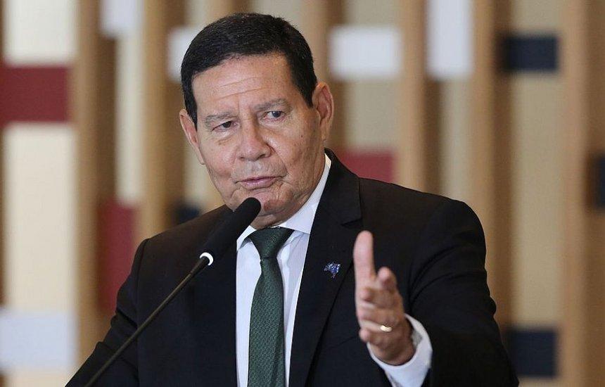 Vice-presidente diz que marca de 500 mil mortos por covid é 'retrato da desigualdade'