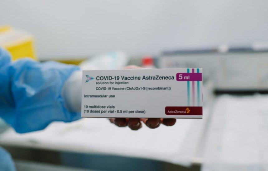 [Covax Facility: Brasil recebe mais de 1 milhão de vacinas]