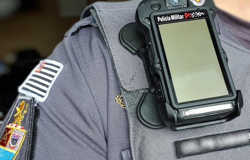 [DPE colabora com processo que vai implementar câmeras nas fardas de policiais na Bahia]