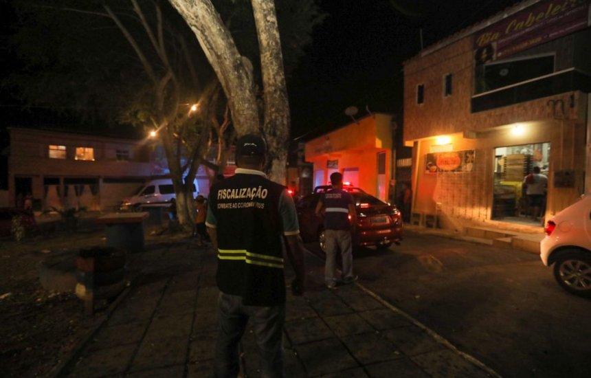 [Governo da Bahia reduz toque de recolher; decisão começa a valer a partir desta sexta]
