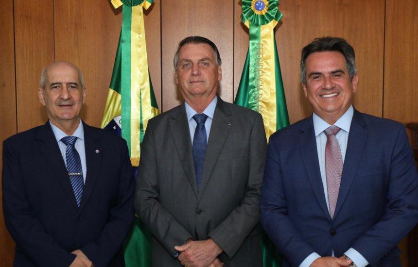 [Ciro Nogueira aceita convite para assumir a chefia da Casa Civil]