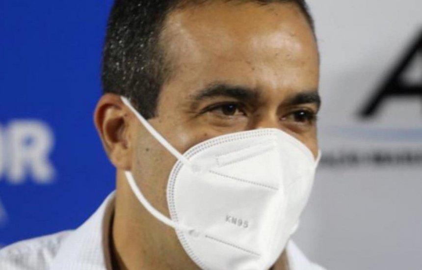 [Prefeito de Salvador diz que população adulta será toda vacinada com 1ª dose até final de agosto]