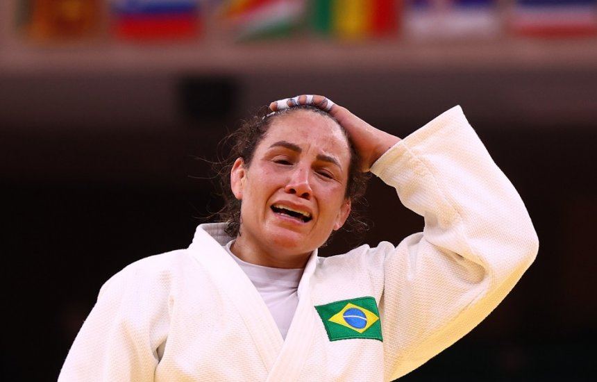 [Olimpíadas: no judô, brasileira Maria Portela é eliminada após decisão polêmica]