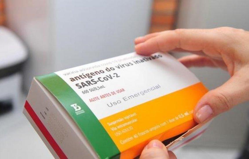 Governo avaliará mix de vacinas e duração de imunidade da Coronavac