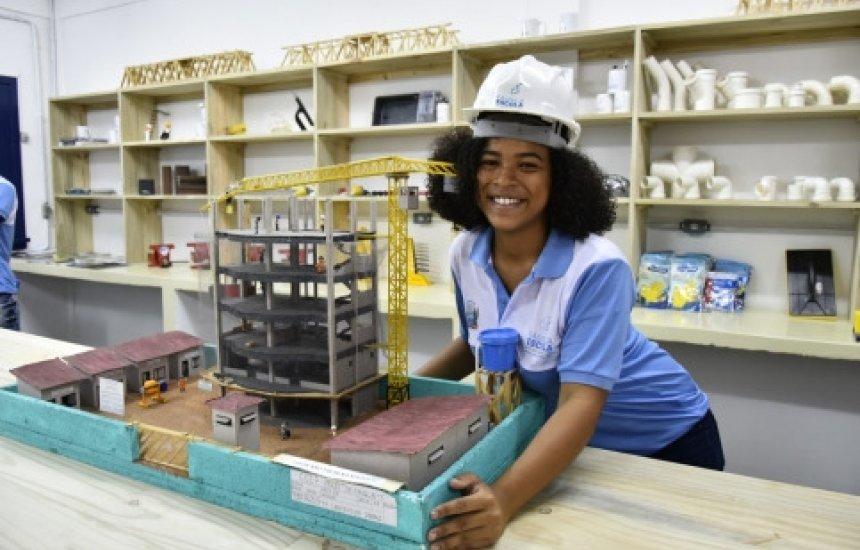 [Prossegue até sexta matrícula para aprovados nos cursos técnicos da rede estadual da Bahia]