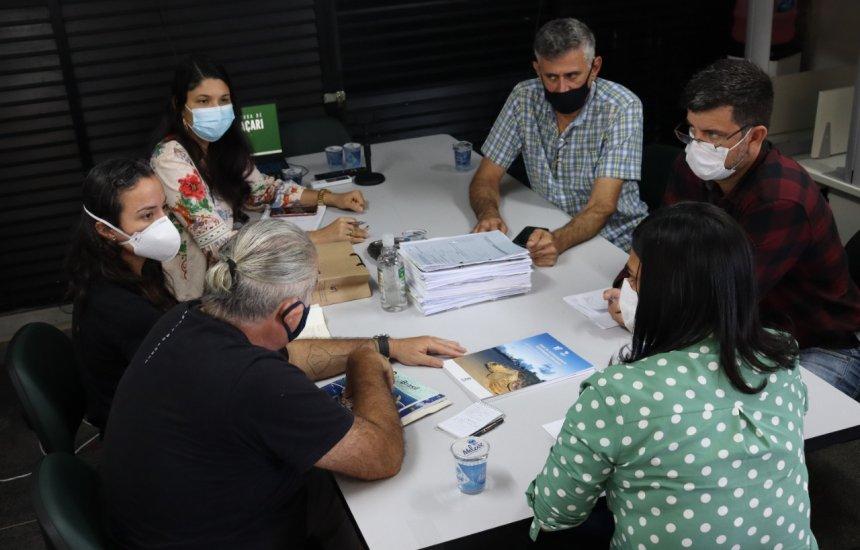 [Grupo de trabalho é criado para minimizar os impactos ambientais em Camaçari]