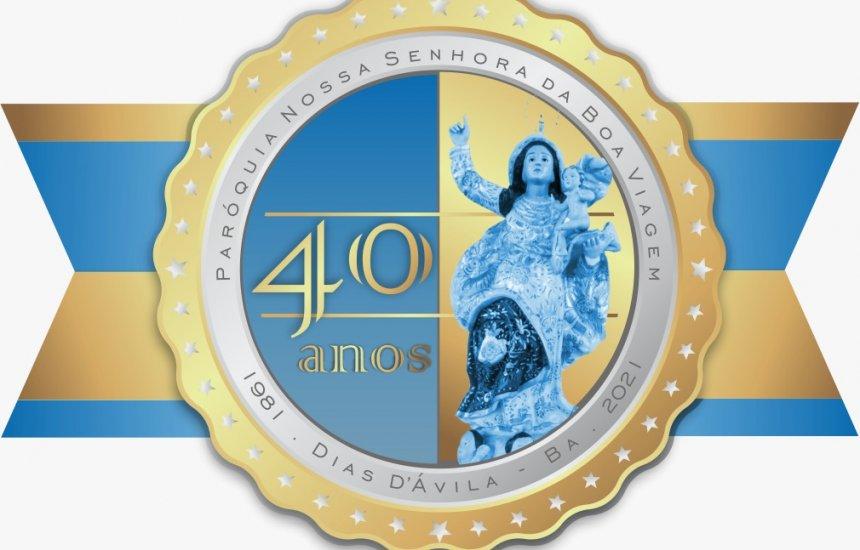 [Dias D`Ávila: Paróquia Nossa Senhora da Boa Viagem faz live com Drive Thru Solidário em comemoração aos 40 anos]