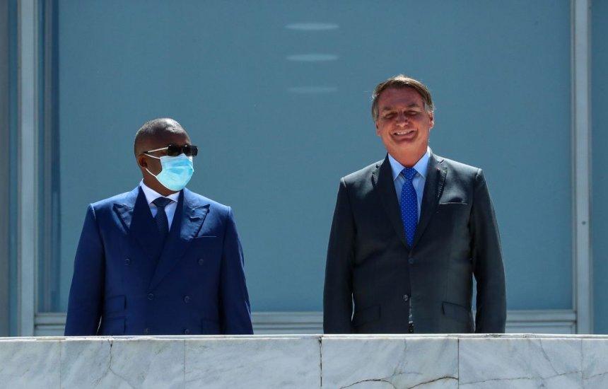 [Guiné-Bissau quer diversificar relacionamento com o Brasil]